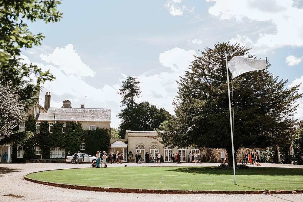 Northbrook Park wedding ceremony venue