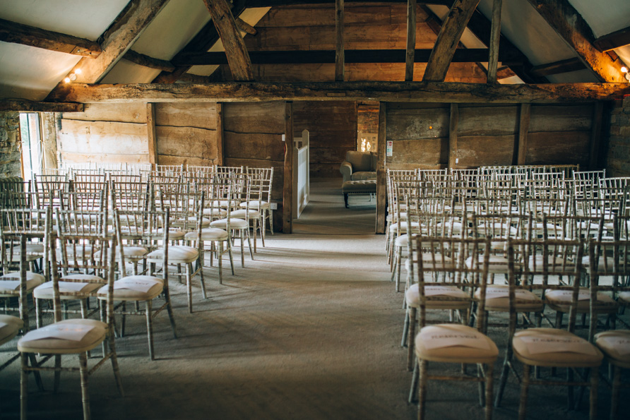 Almonry Barn Wedding Venue England