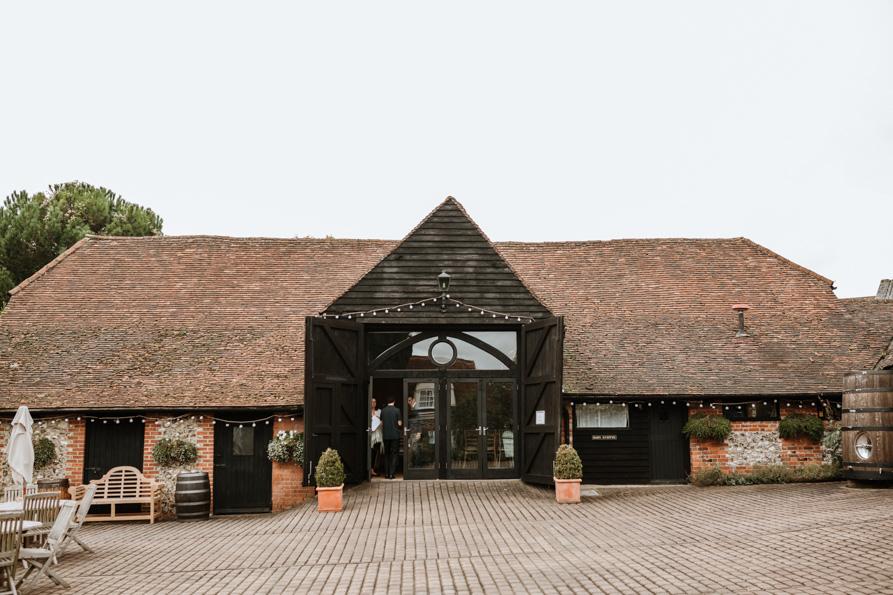Old Luxters Barn Wedding Venues