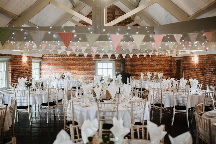 Sopley Mill Barn Wedding Venue