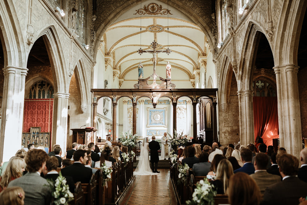 dorset church wedding ceremony