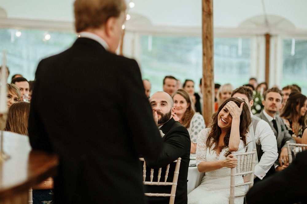 wedding reception speeches dorset
