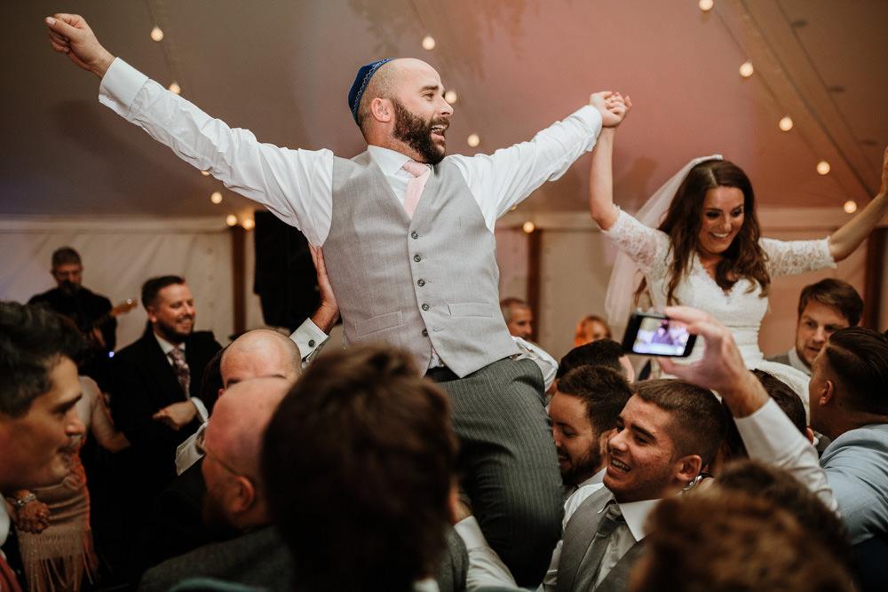 marquee wedding reception dorset
