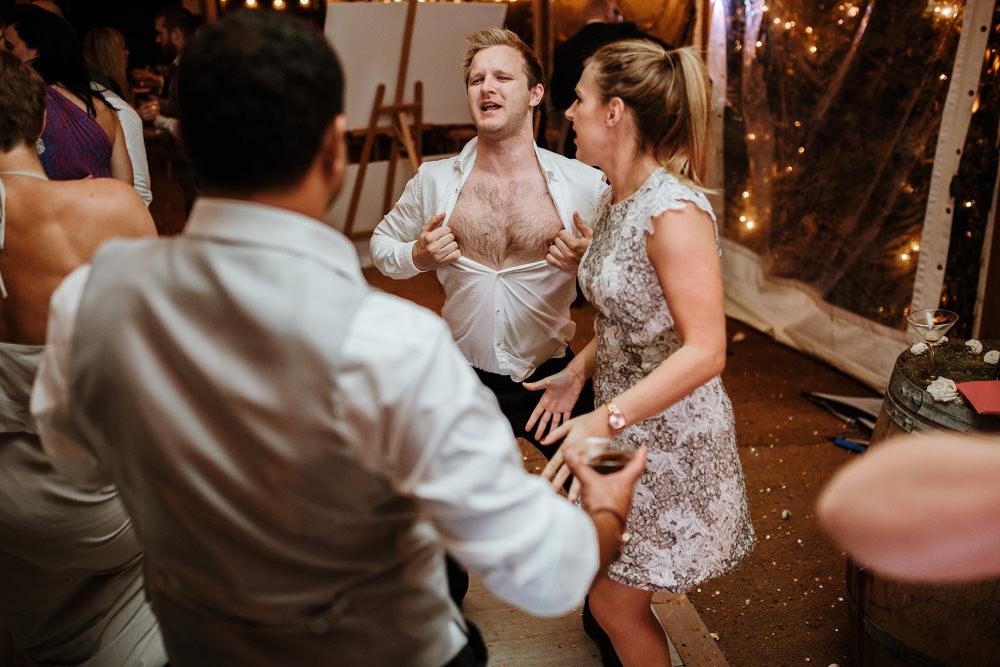 dorset wedding reception marquee