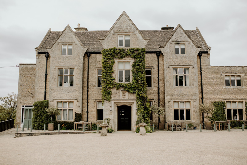 Hyde House Wedding Barn Cotswolds