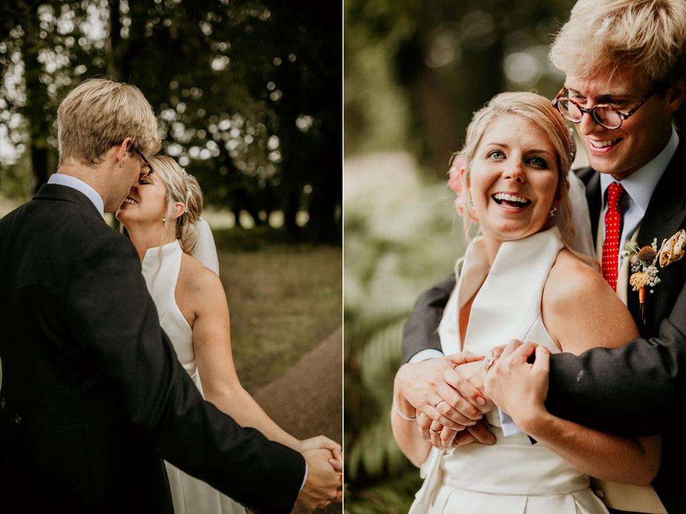 The Kennels Goodwood wedding photographer