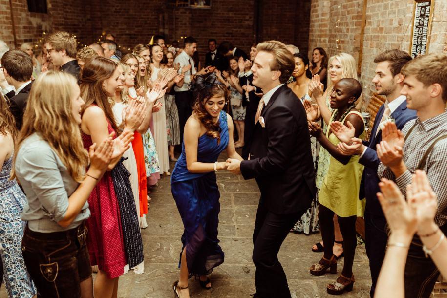 ceilidh for wedding reception ideas