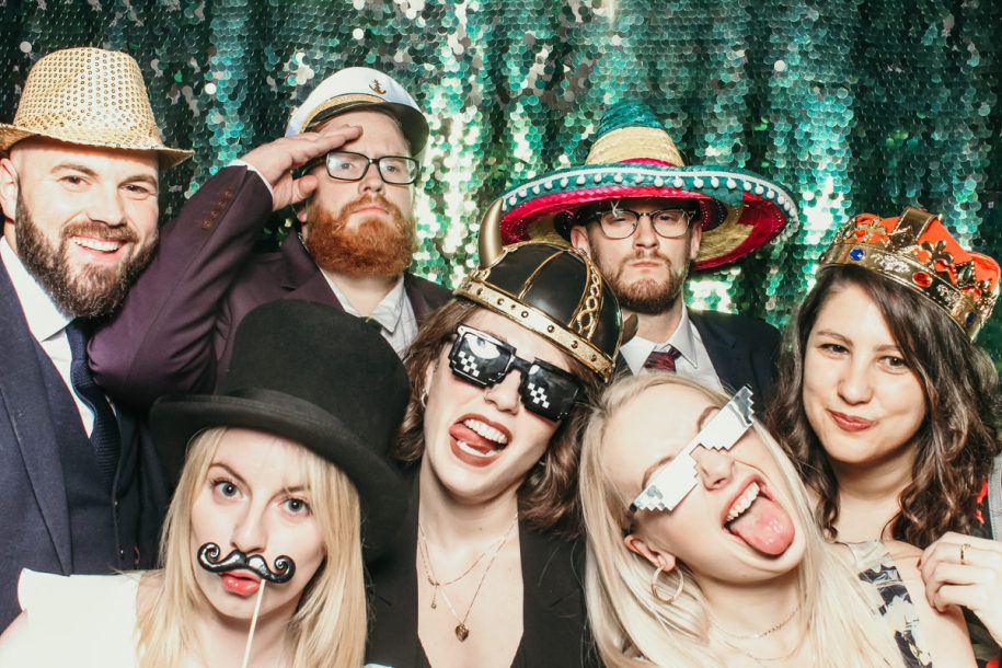 cotswolds photo booth hire for weddings and events