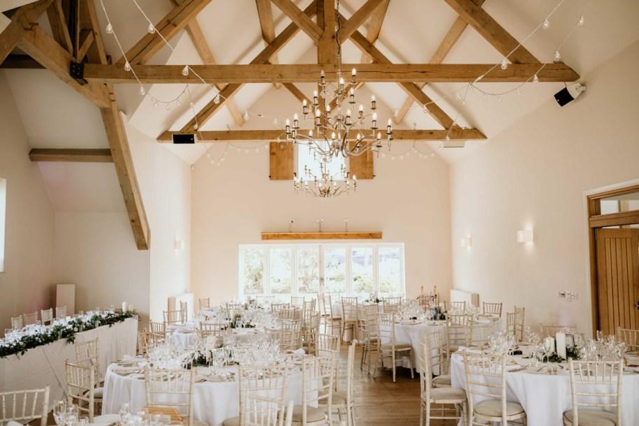 hyde house wedding reception area