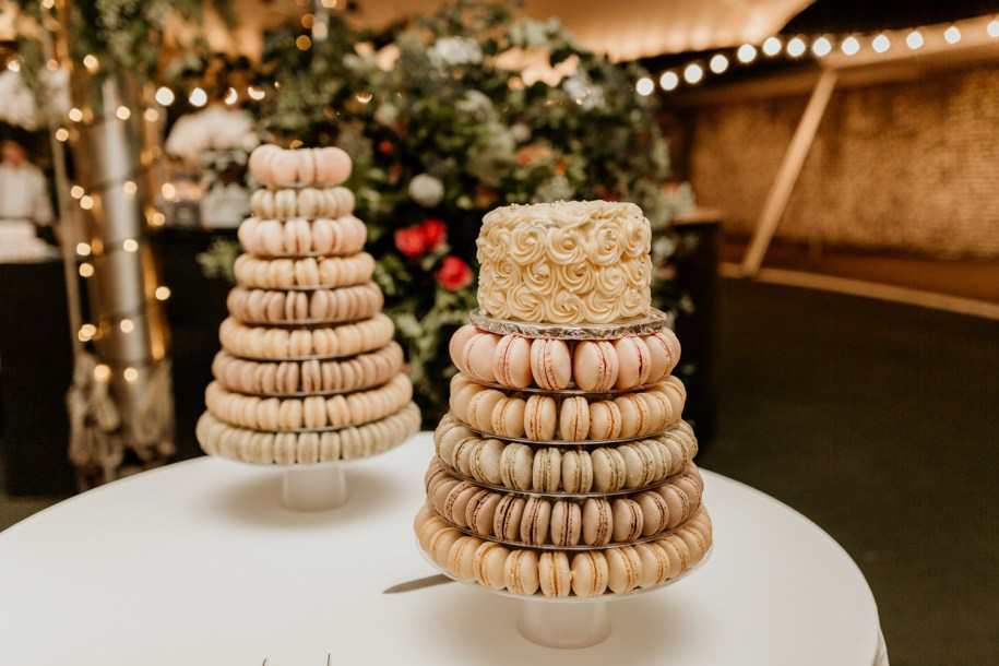 macaroons wedding cake style and inspiration
