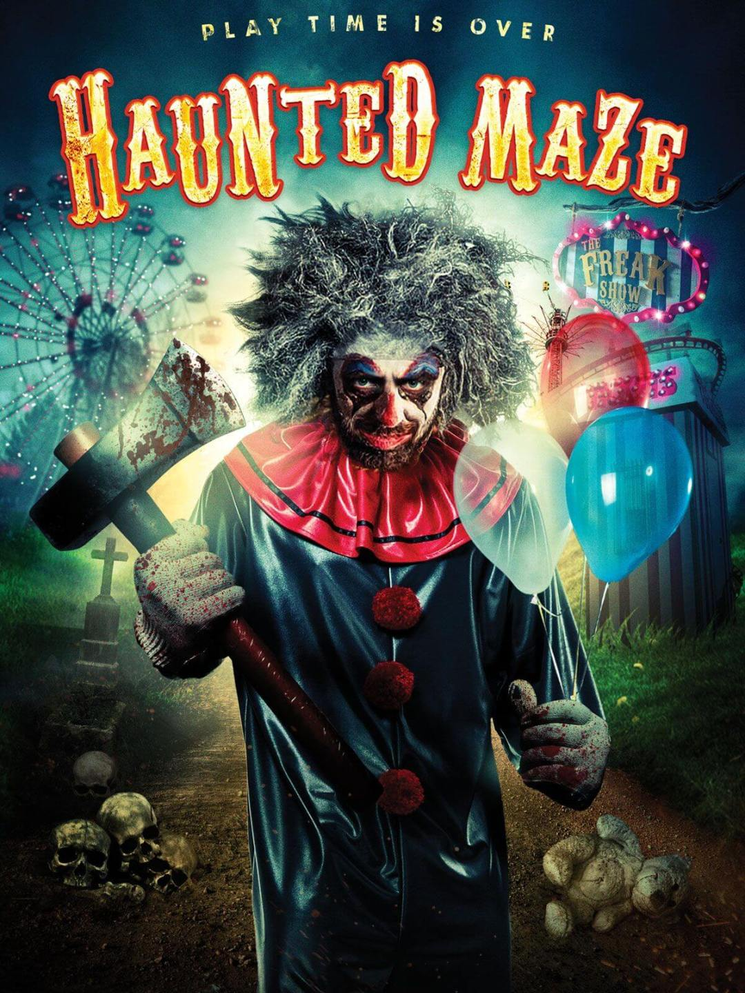 HAUNTED MAZE
