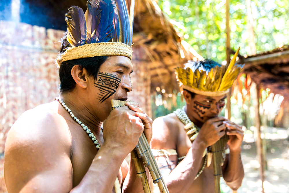 Les peuples autochtones et la lutte contre le dérèglement climatique