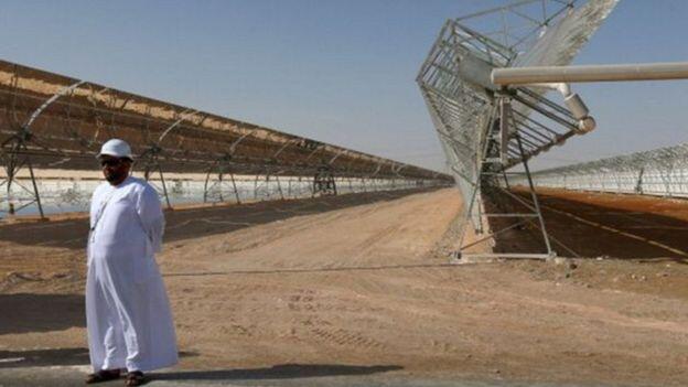 الإمارات ستستثمر 163 مليار دولار في مشروعات الطاقة المتجددة