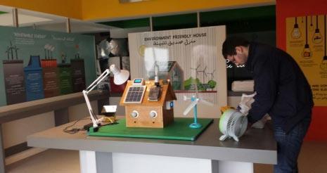 الغرفة الخضراء في جونية: مختبر بيئي تعليمي