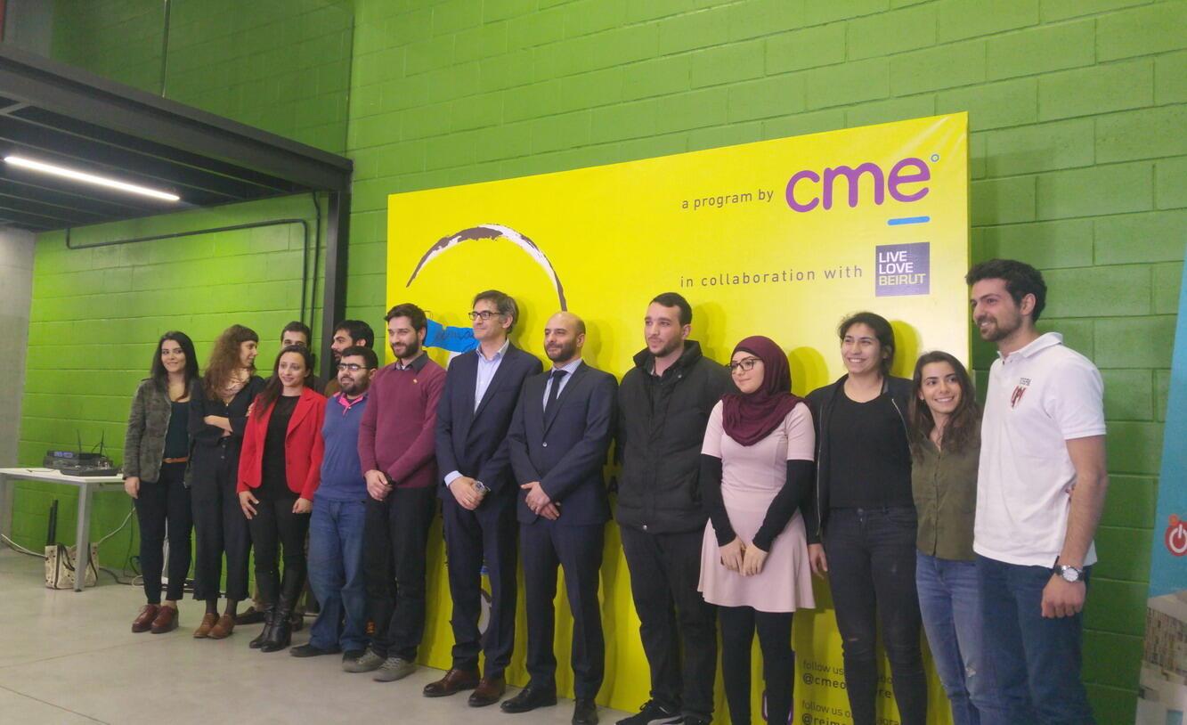جائزة لرواد أعمال شباب بقيمة عشرة آلاف دولار عن تطبيق Yalla Bus