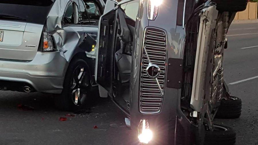 l'accident désastreux qui a arrêté le rêve d'uber de créer des