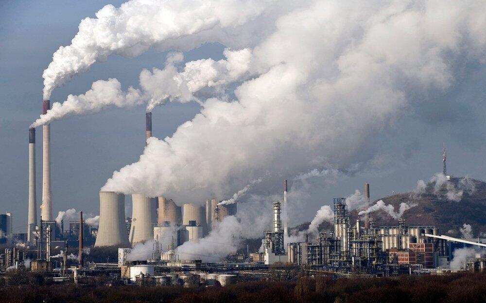 دراسة تقترح خفض انبعاثات الكربون للنصف كل 10 سنين