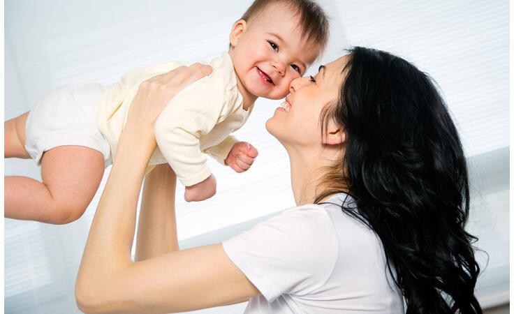 9 دروس في الحياة ستتعلّمينها من.. أطفالك!