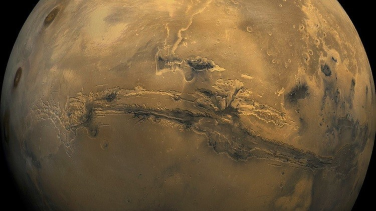 تشكيل مواد بناء من غبار المريخ !!