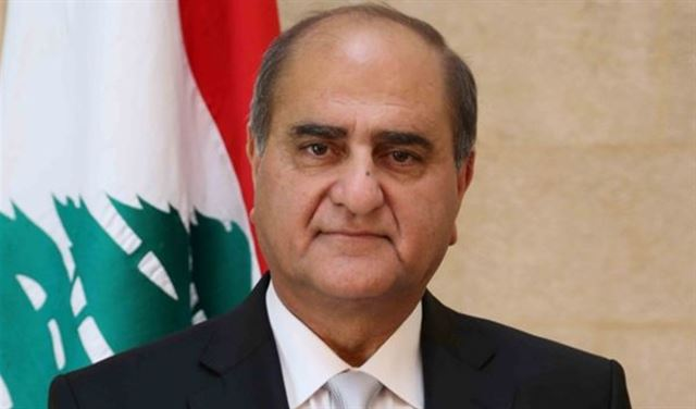 أبو زيد بعد زيارته وزير البيئة: شددنا على حماية الموارد الطبيعية وغابة الصنوبر في بكاسين