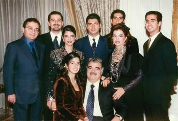 4 من عائلة الحريري ضمن قائمة أثرياء العرب في 2017