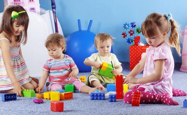 على ماذا تدل الوان غرف الاطفال؟