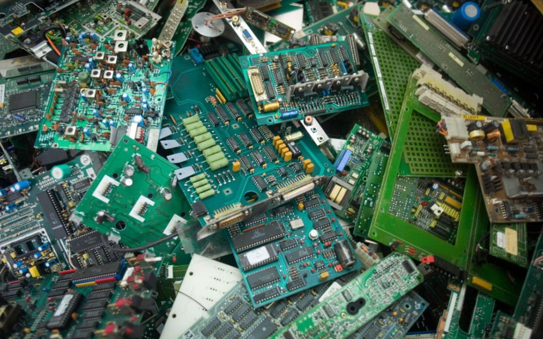 هل يصبح المغرب مقبرة النفايات الإلكترونية؟