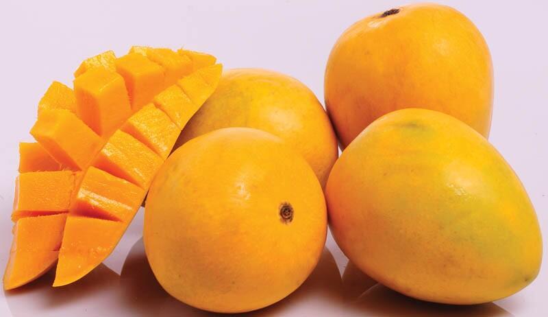 المانجو هي الفاكهة رقم 1 المفضلة في العالم