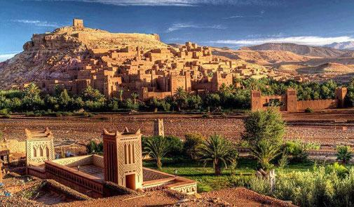 واحات المغرب كنز تهددّه التغيرات المناخية