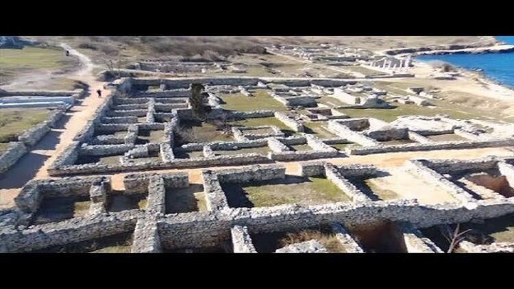 العثور على مدينة أثرية قد تعيد كتابة تاريخ القرم