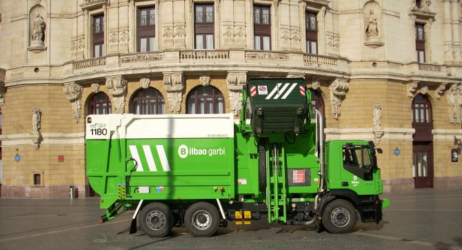 FCC Secures €173m Waste & Recycling Contract in Bilbao, Spain