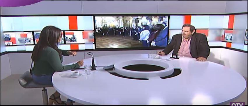 حوار اليوم مع د. حسن مقلد – رئيس تحرير مجلة الاعمار والإقتصاد