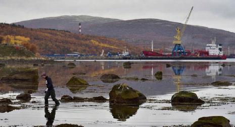 التلوث البلاستيكي في القطب الشمالي!