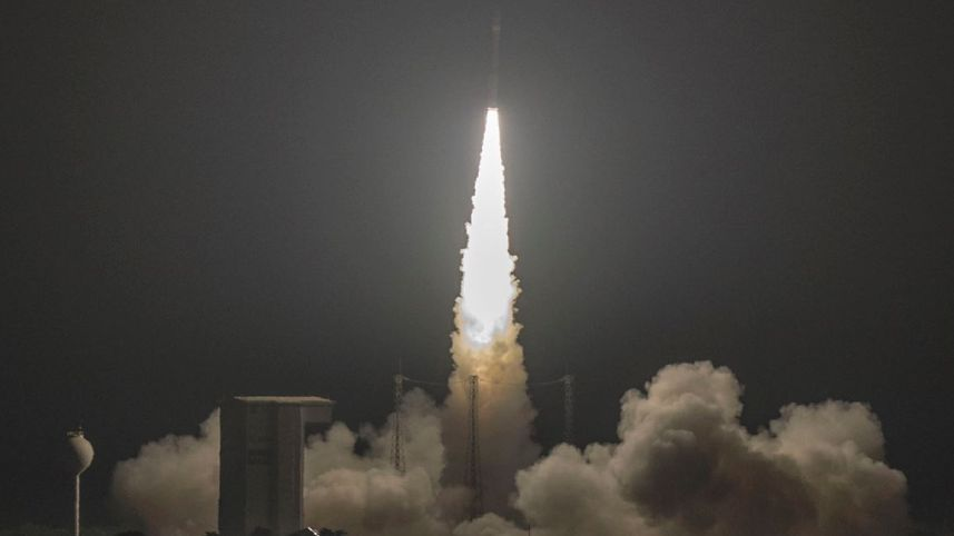 Morocco Launches First Spy Satellite With Eye on Surprising Target