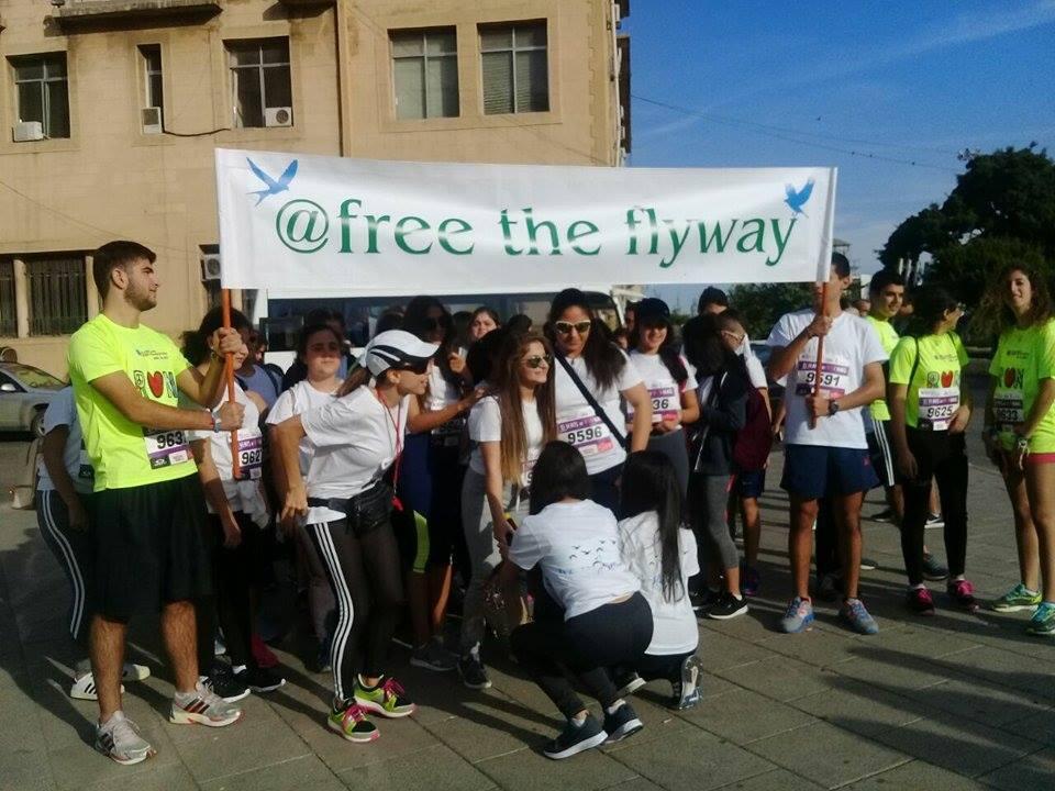 البيئة حاضرة في ماراتون بيروت… الركض لحماية الطيور المهاجرة