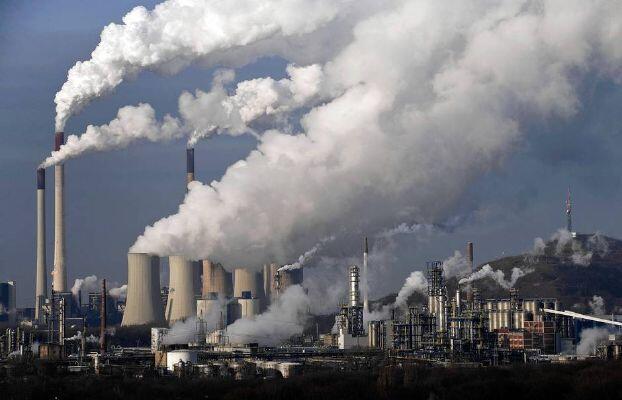 إنبعاثات الكربون العالمية ترتفع من جديد !