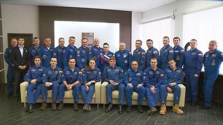 روسكوسموس تدرس طلبات الالتحاق بطاقم رواد الفضاء
