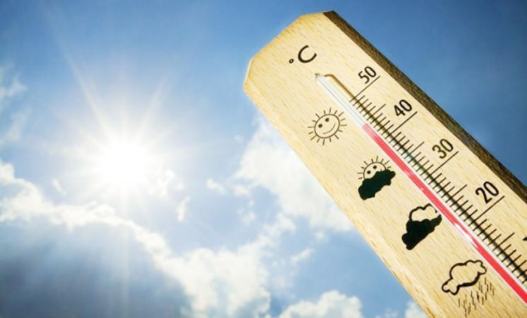 الارصاد الجوية: درجات الحرارة اليوم مرتفعة فوق معدلاتها الموسمية
