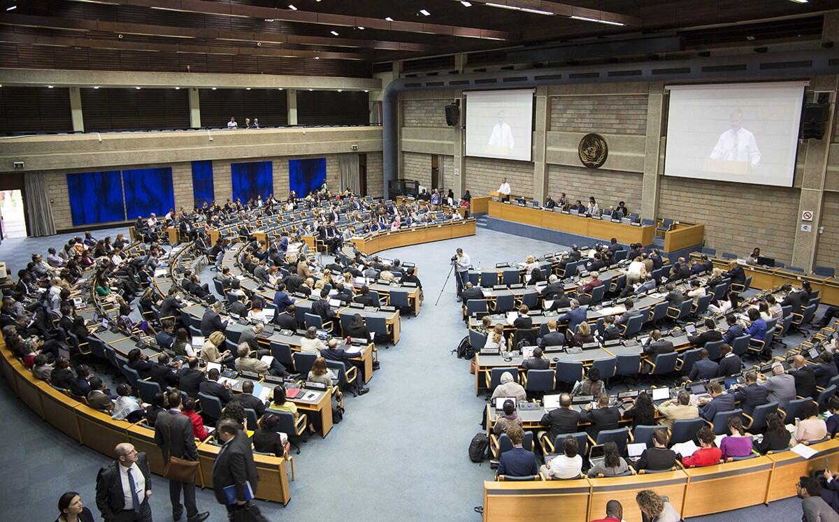 البيئة والصحة في قرارات الهيئة العامة للأمم المتحدة للبيئة UNEA3