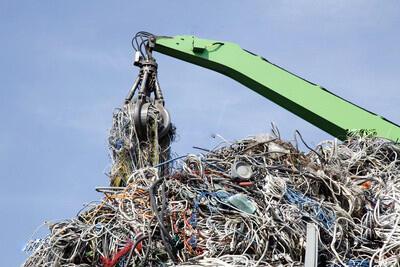 النفايات الإلكترونية تغزو العالم .. 52.2 مليون طن في عام 2021