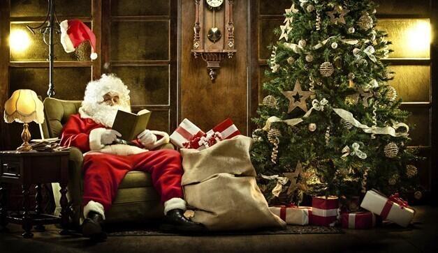 Hermosos y creativos árboles de navidad para quienes aman los libros