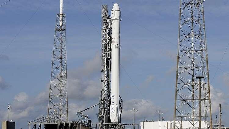 """تأجيل إطلاق صاروخ """"فالكون-9"""" الأمريكي"""