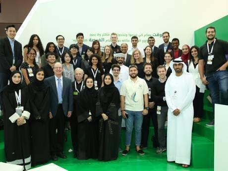 21 équipes s'affrontent au Solar Decathlon Middle East