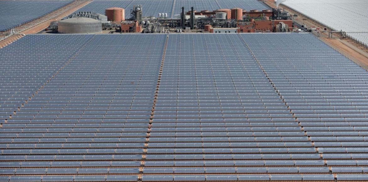 توقعات بزيادة حصة مصادر الطاقة المتجددة في الشرق الأوسط