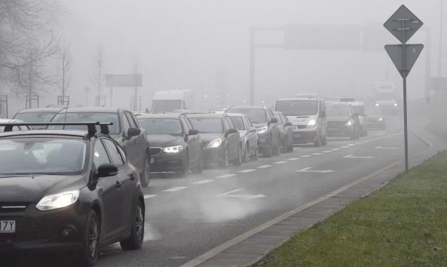 Air en Pologne aujourd'hui le plus pollué en Europe: agence de l'environnement