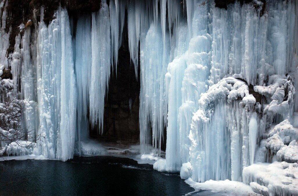 L'eau reste liquide à un niveau de 43º sous zéro