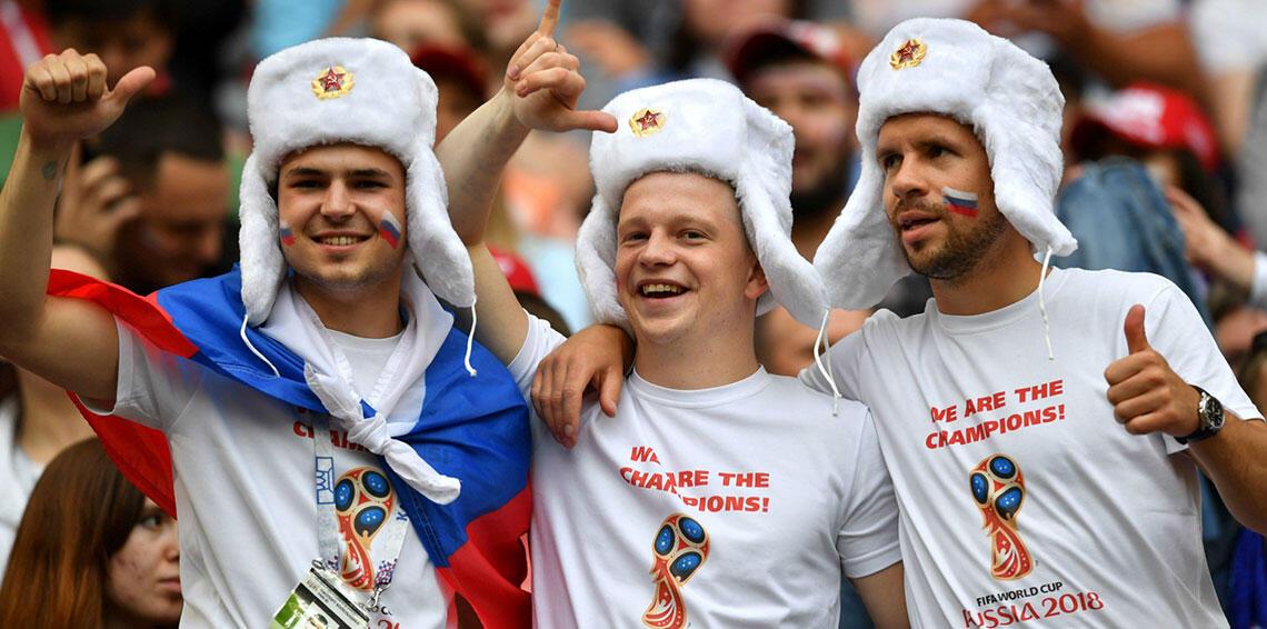 روسيا تجهز جهازا ضخما لتحسين توقعات الطقس خلال كأس العالم