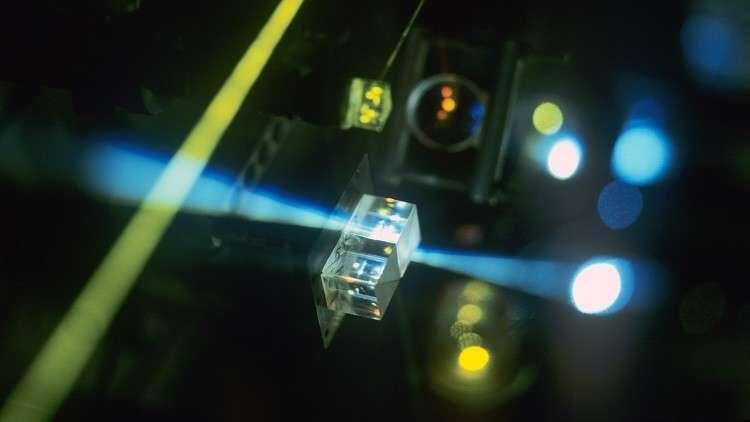 العلماء يتوصلون لصيغة جديدة للضوء!