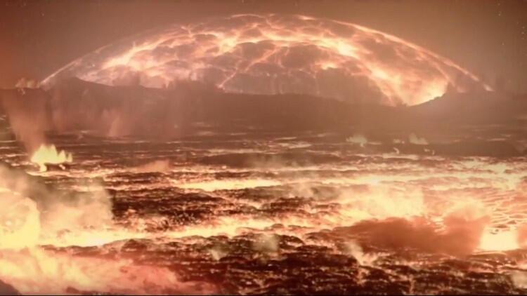 فيديو يجسد 14 مليار سنة من حياة الكون في 10 دقائق