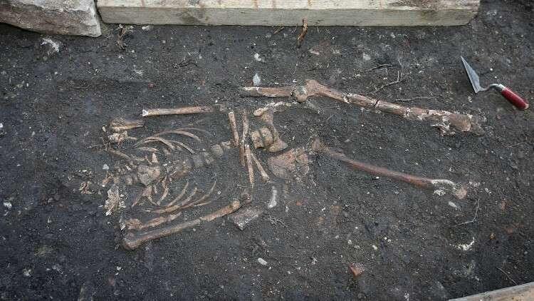 اكتشاف مقابر عمرها أكثر من 2000 عام في روسيا